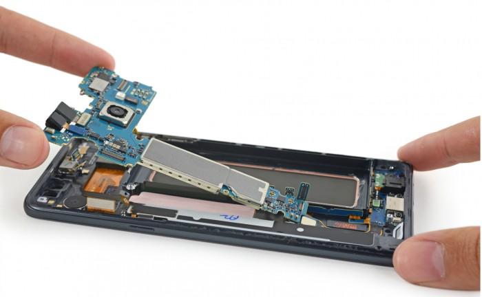Galaxy Note 7 obtiene una calificación de 3 sobre 10
