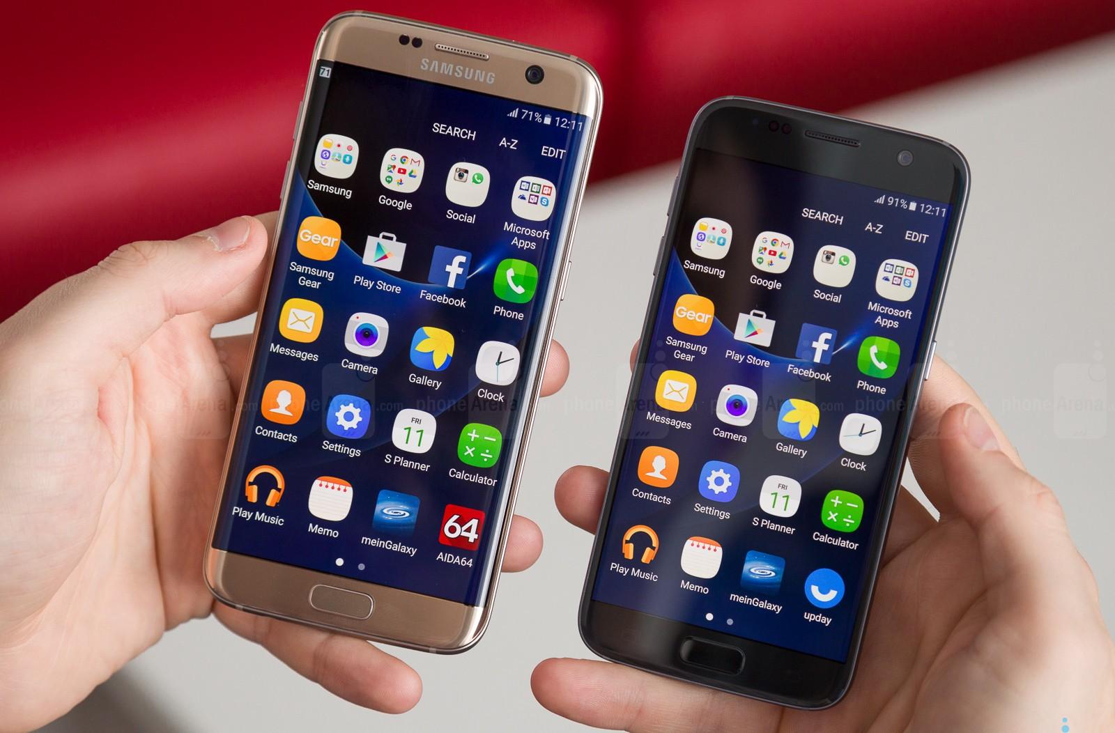 Samsung prescindirá de los modelos Galaxy S flat