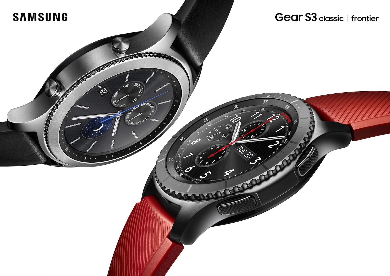 Samsung Gear S3 es oficialmente anunciado