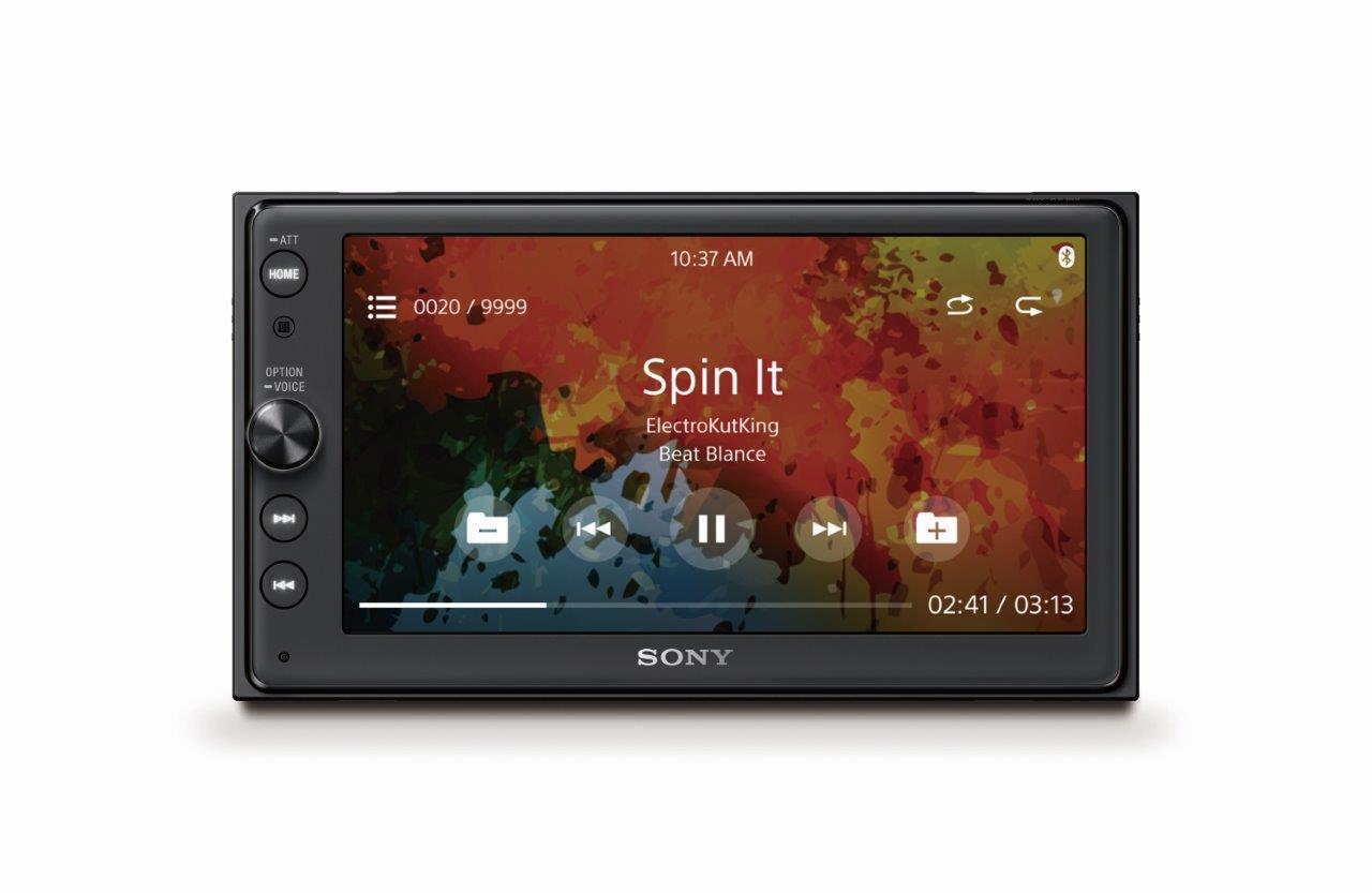 Sony XAV-AX100_