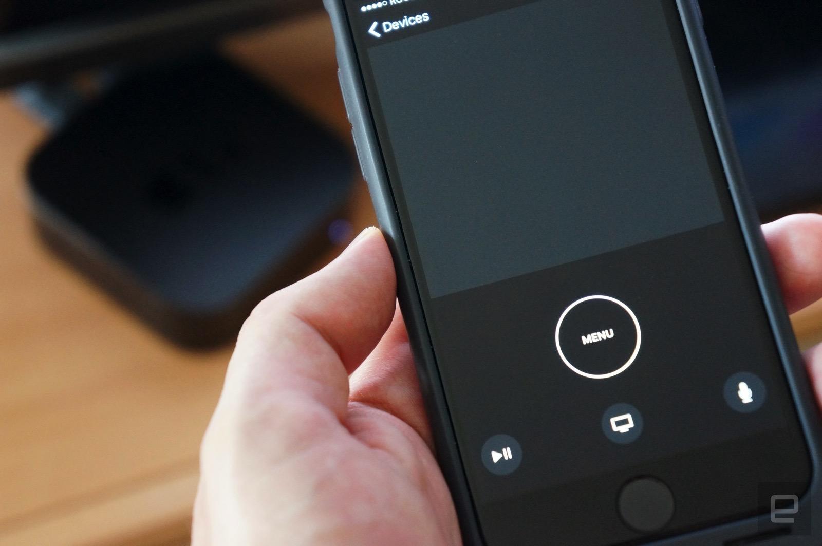 Apple TV Remote convierte tu móvil en un control remoto