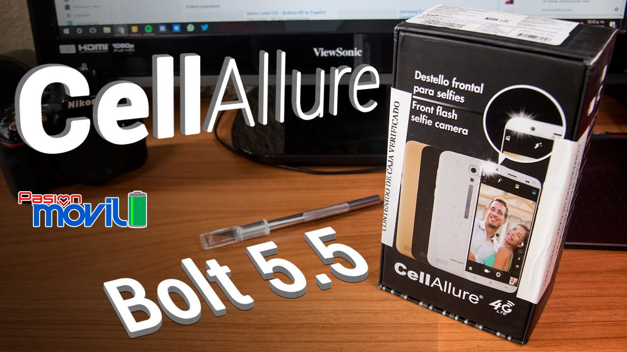 CellAllure Bolt 5.5 parece ser una excelente alternativa
