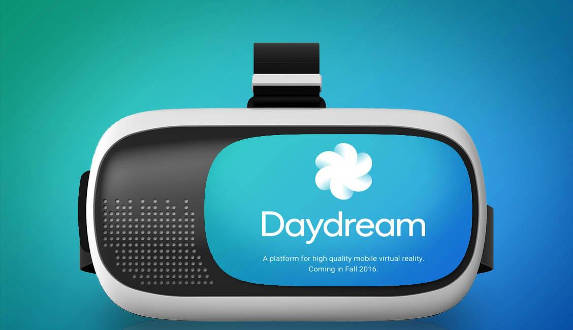 Daydream llegará pronto con algunas novedades
