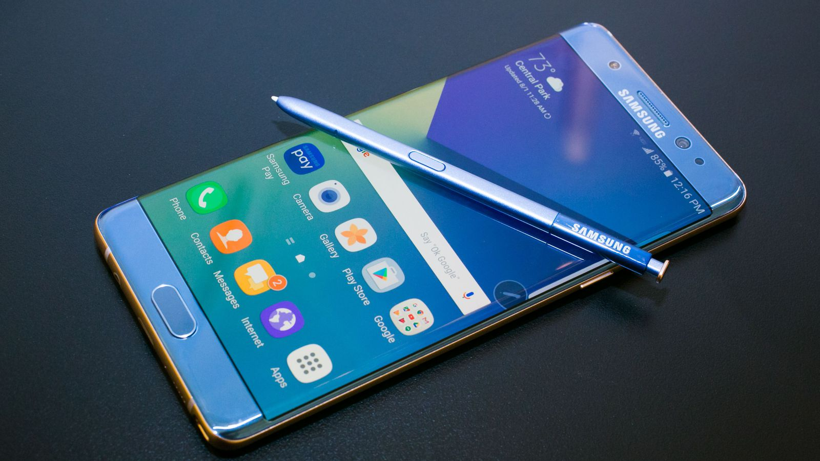 Galaxy Note 7 es bastante potente, según AnTuTu