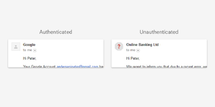 gmail correo no seguro