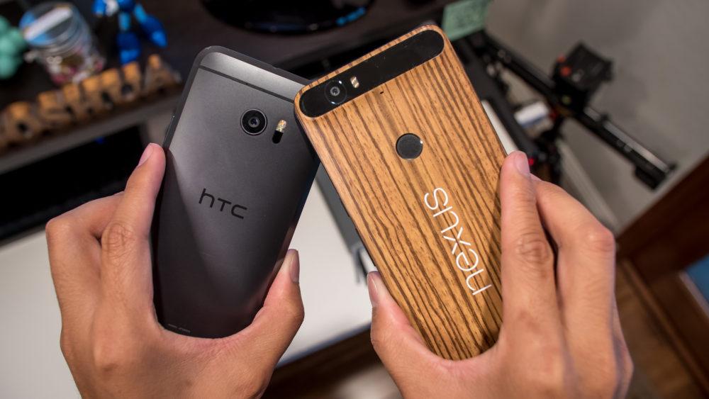 Nexus 2016 llegarían con la marca de Google