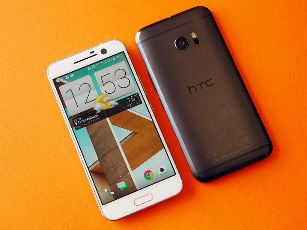 HTC 10 pronto tendrá una importante actualización