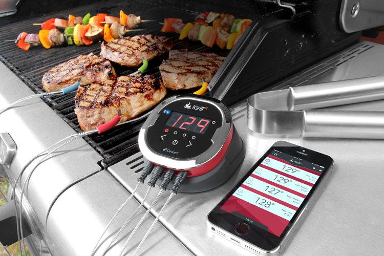 igrill 2 termometro bluetooth para carne