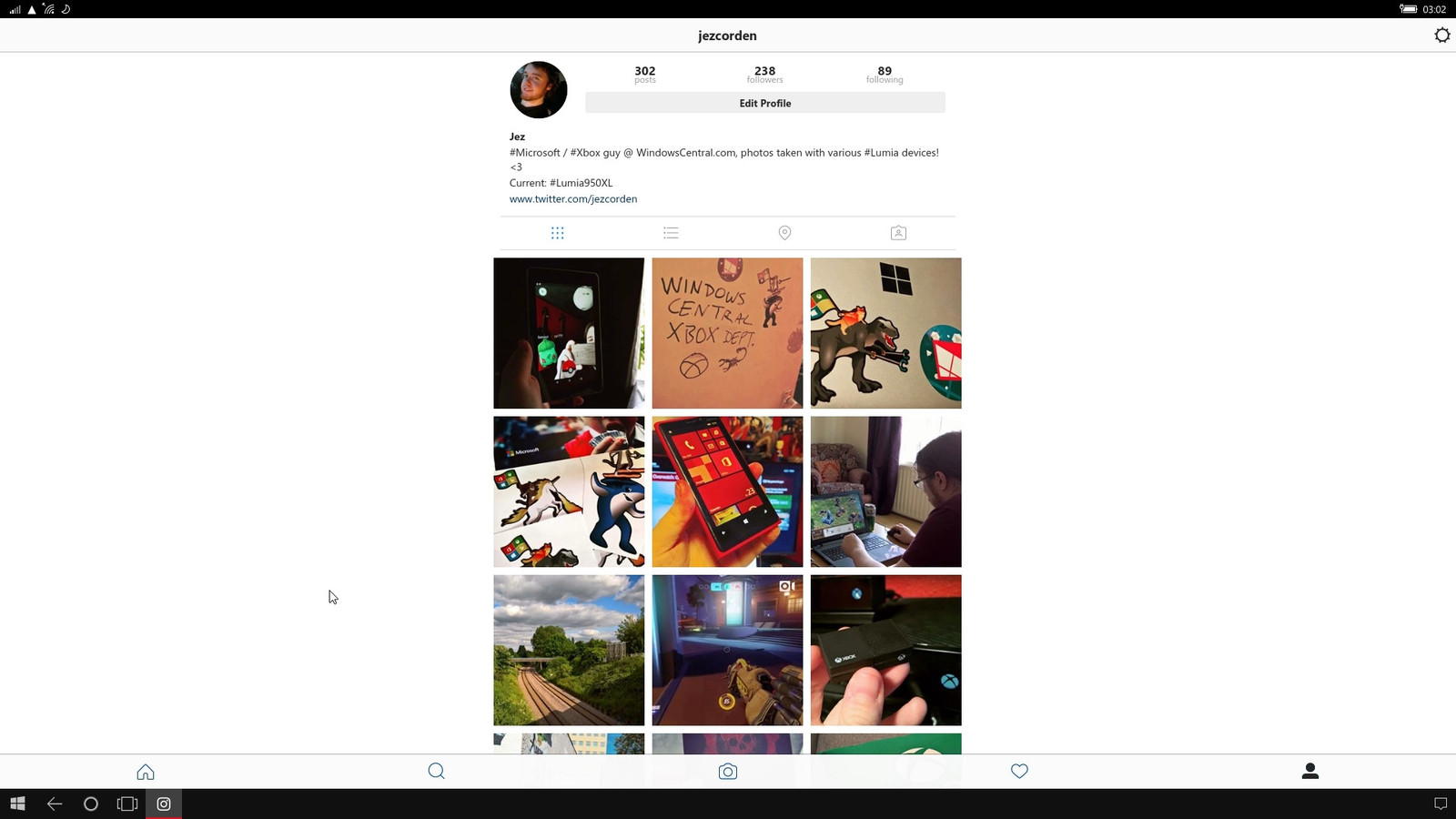 instagram-continuum