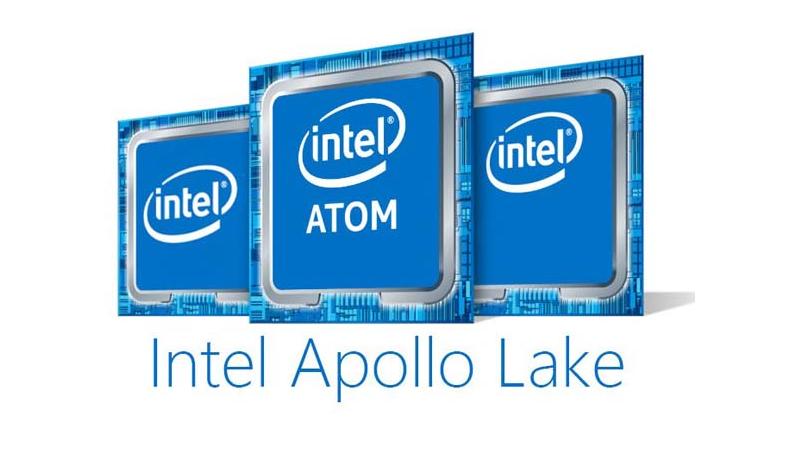 Apollo Lake ya tiene su primer procesador confirmado