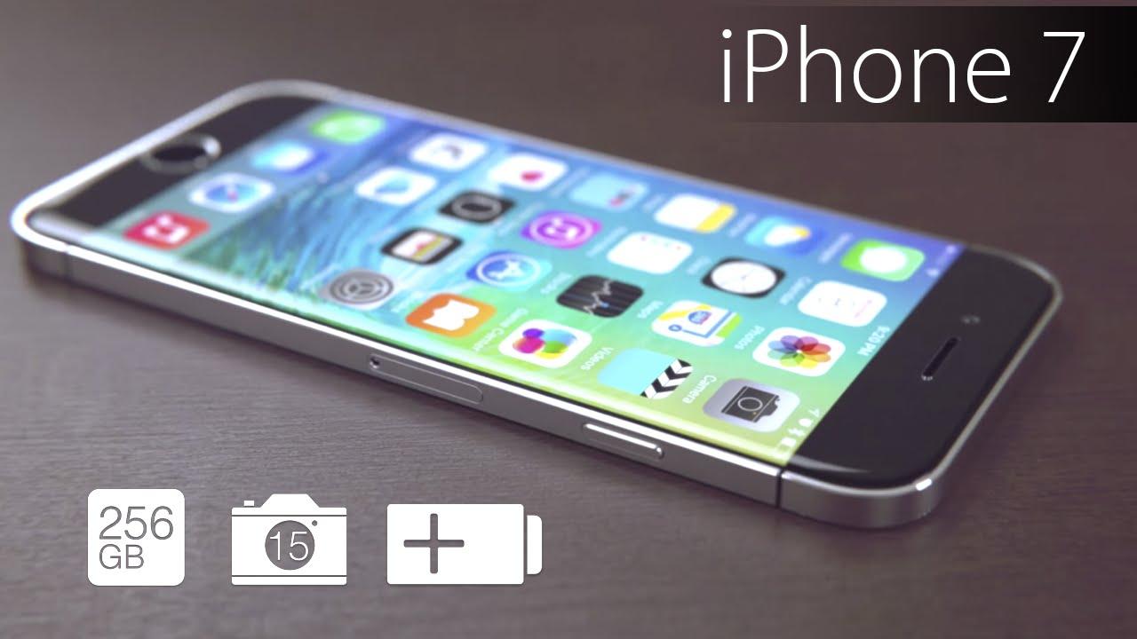 iPhone 7 desea ofrecer mayor capacidad de almacenamiento
