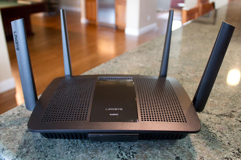 Linksys EA8500 es el router ideal para tu hogar