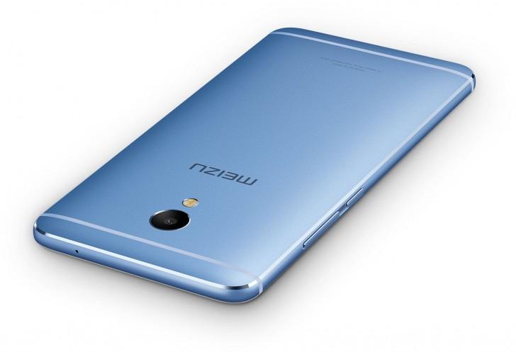 meizu m3E azul
