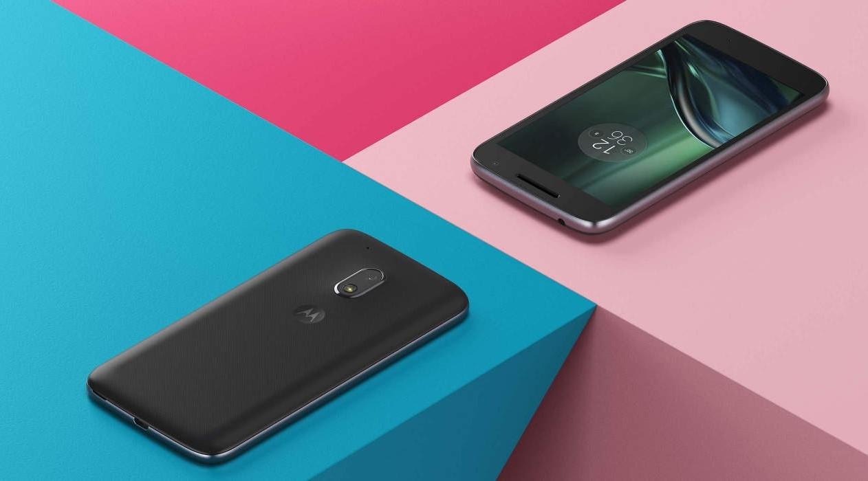 Moto G4 Play finalmente sería reemplazado por el Moto G6 Play