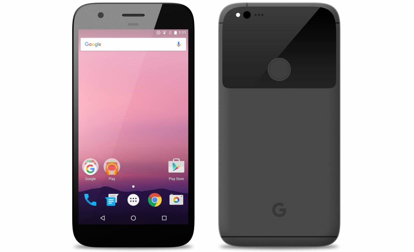 HTC no colocará su marca, en su lugar Google lo hará