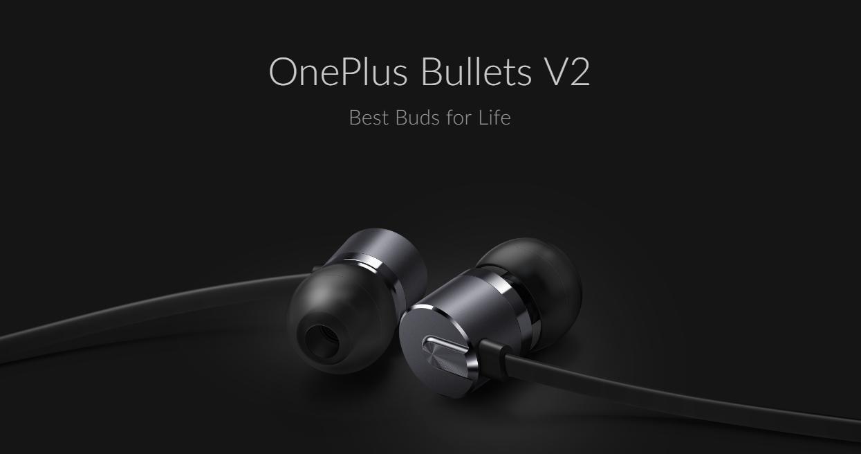 OnePlus Bullets V2 son una interesante opción