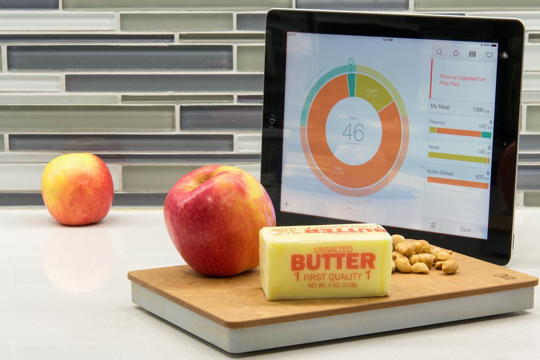orange-chef-prep-pad-review-bascula inteligente