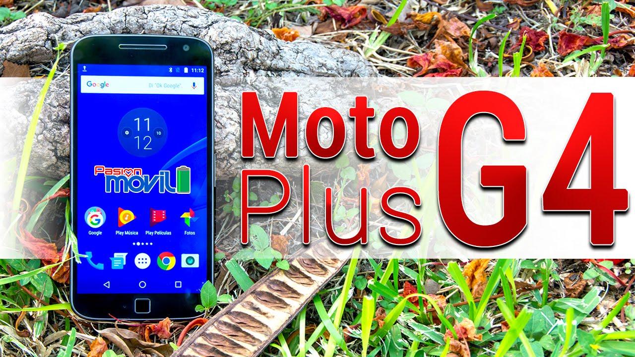 Moto G4 Plus es uno de los mejores equipos de gama media