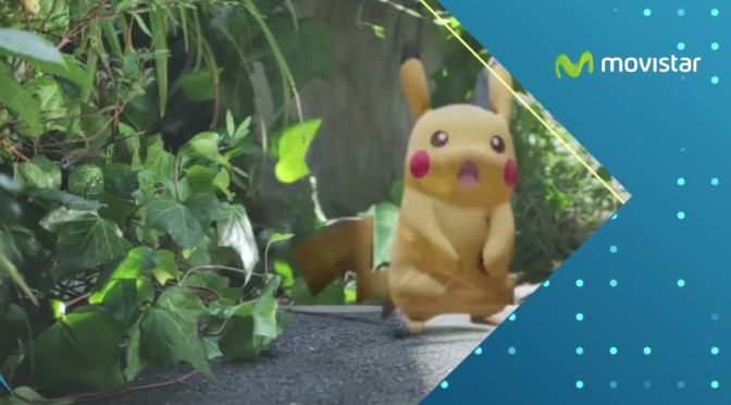 pikachu movistar on
