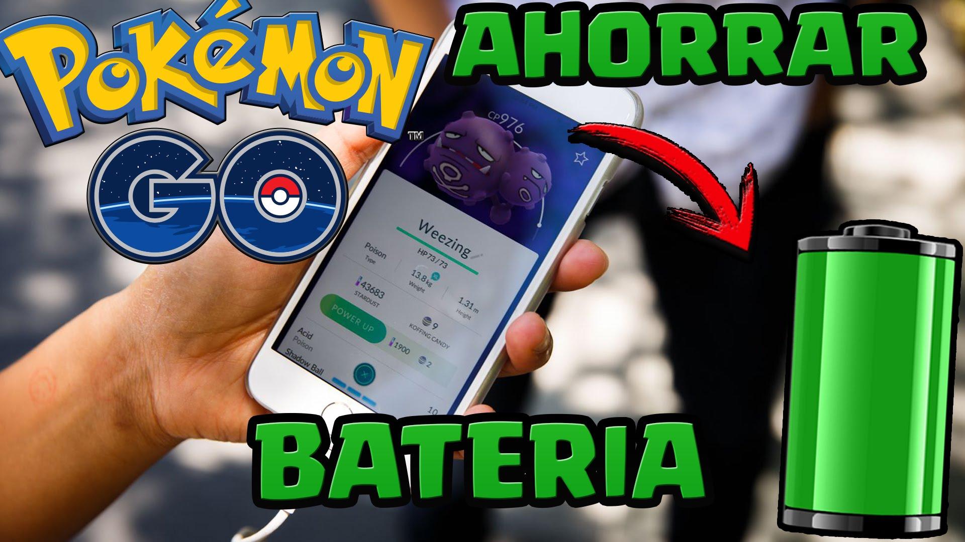 El ahorro de energía volverá a Pokémon Go para iOS