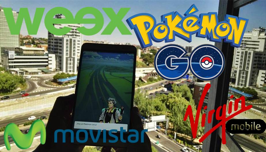 Pokémon Go puede jugarse ilimitadamente en México con algunos operadores