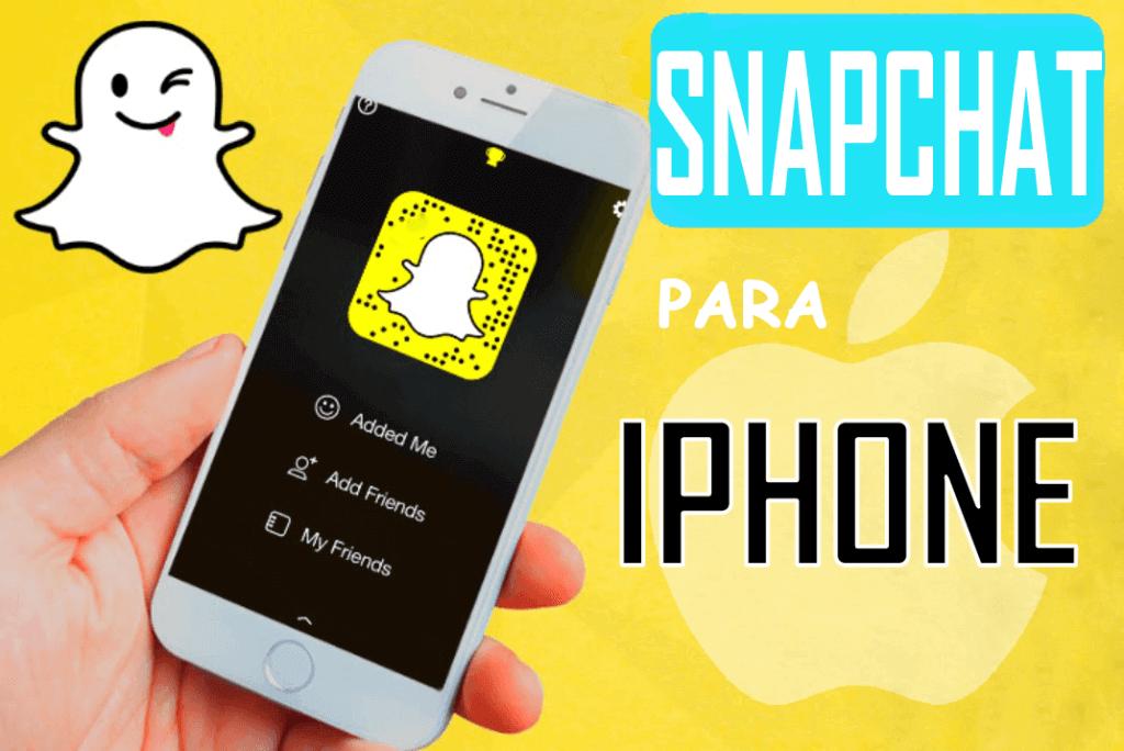 Snapchat tendrá una nueva competencia en iPhone