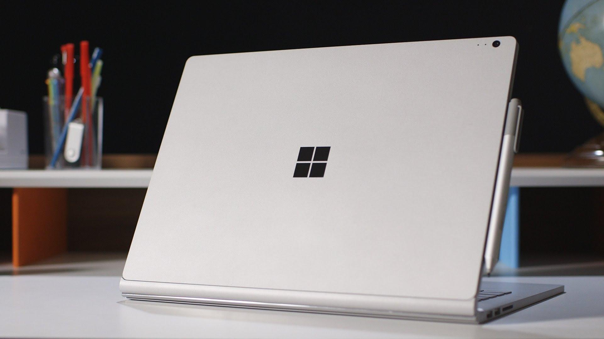 Surface Book pronto tendrá una renovación