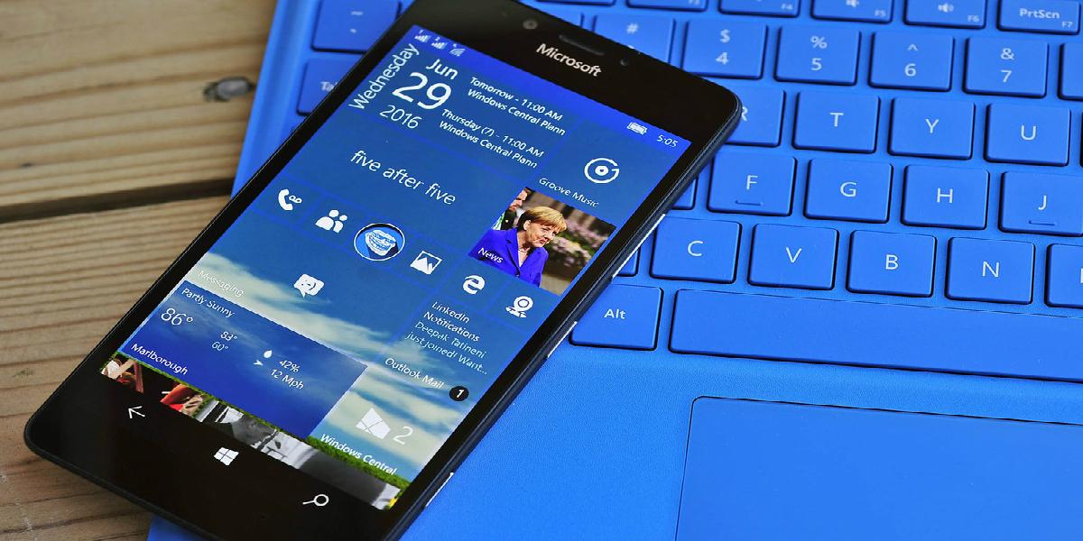 Windows 10 Mobile sufre un retraso más