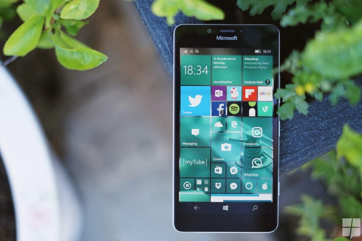 Windows 10 Mobile sigue teniendo problemas con las actualizaciones