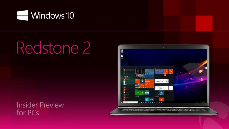 Windows 10 Redstone 2 ya viene en camino :)
