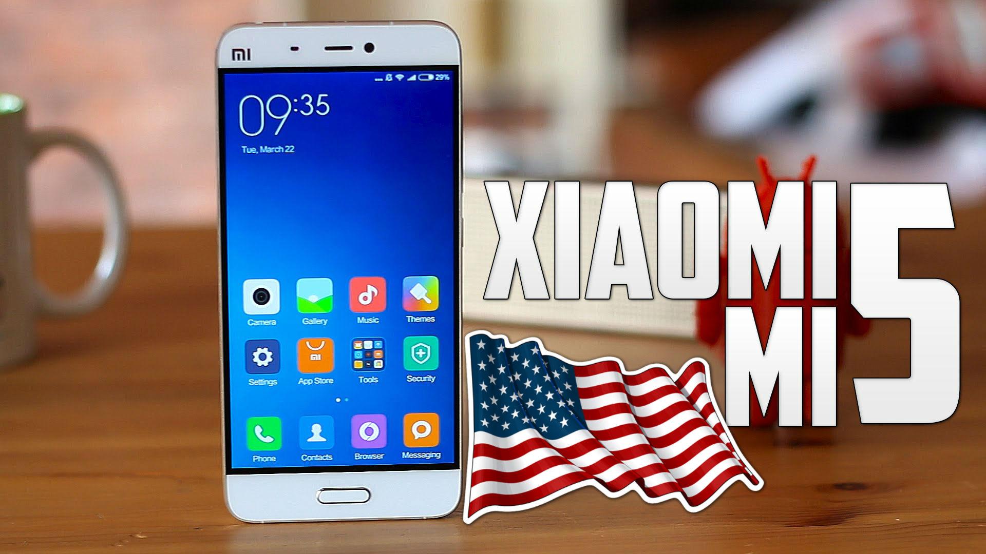 Xiaomi pronto ofrecerá algunos productos en USA