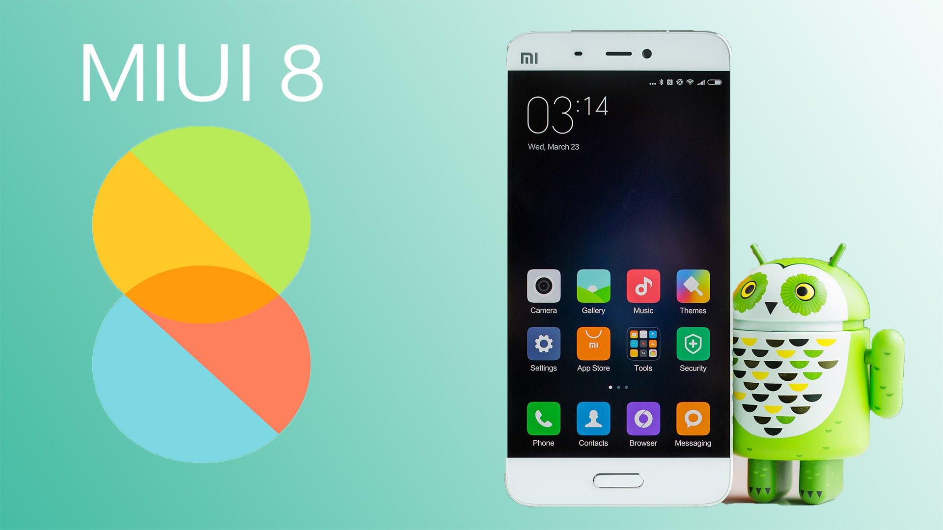 Xiaomi ya ofrece MIUI 8 oficialmente