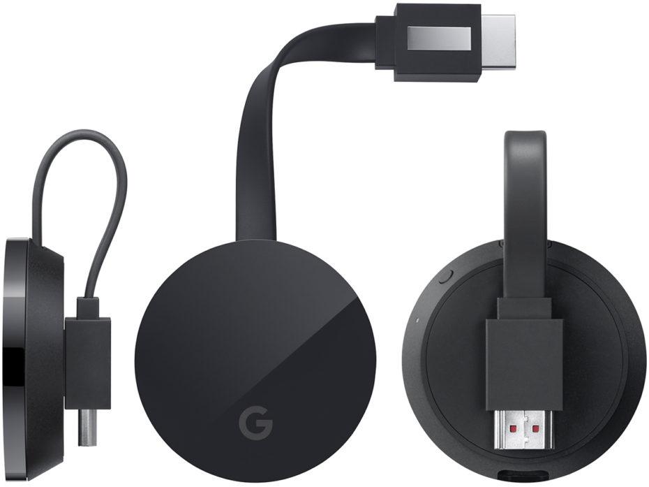 La línea Chromecast de Google es un éxito en ventas