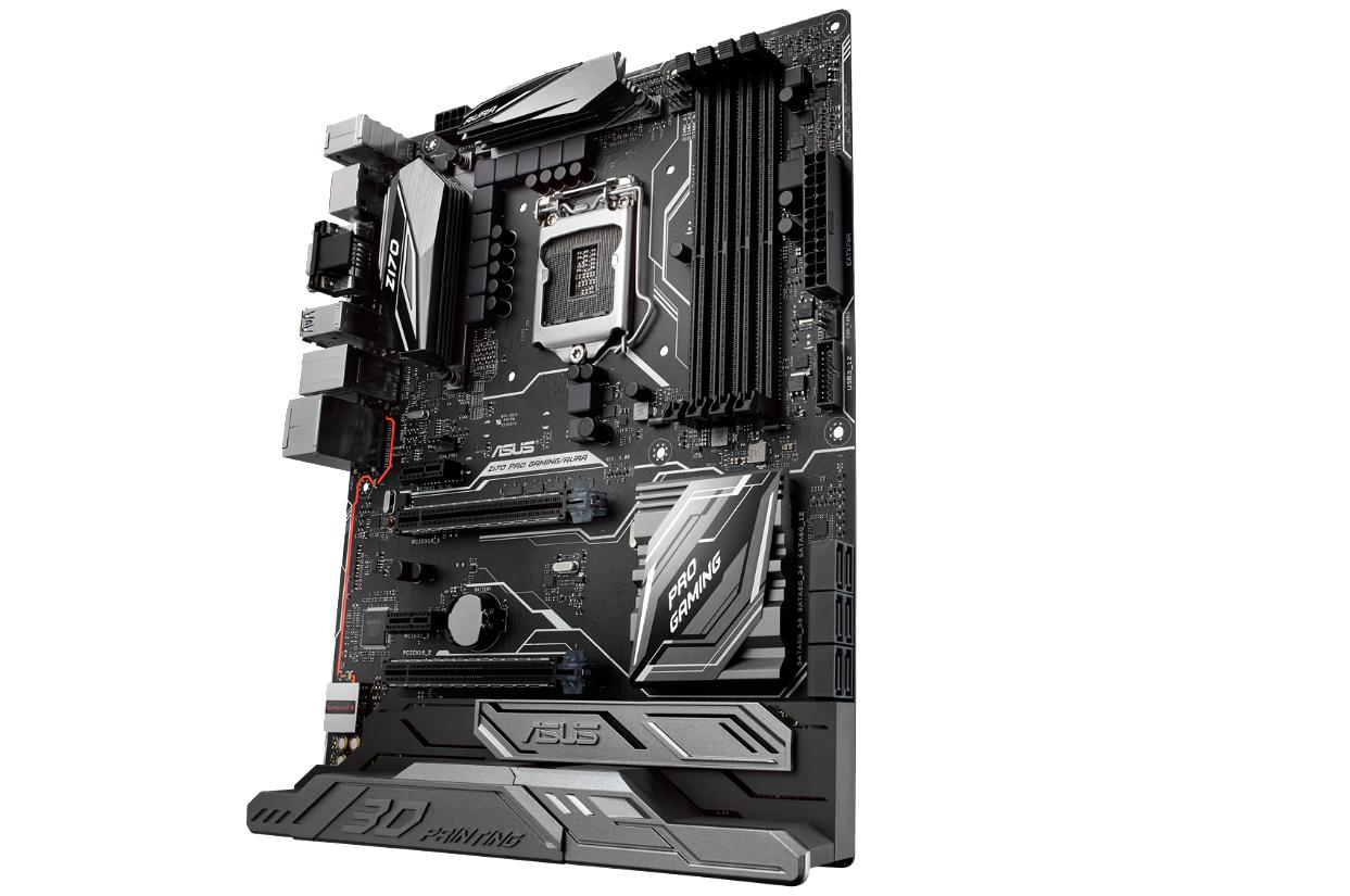 ASUS Z170 Pro Gaming Aura lanzamient 2