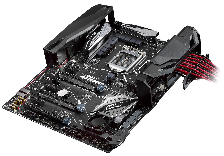 ASUS Z170 Pro Gaming Aura lanzamient 5