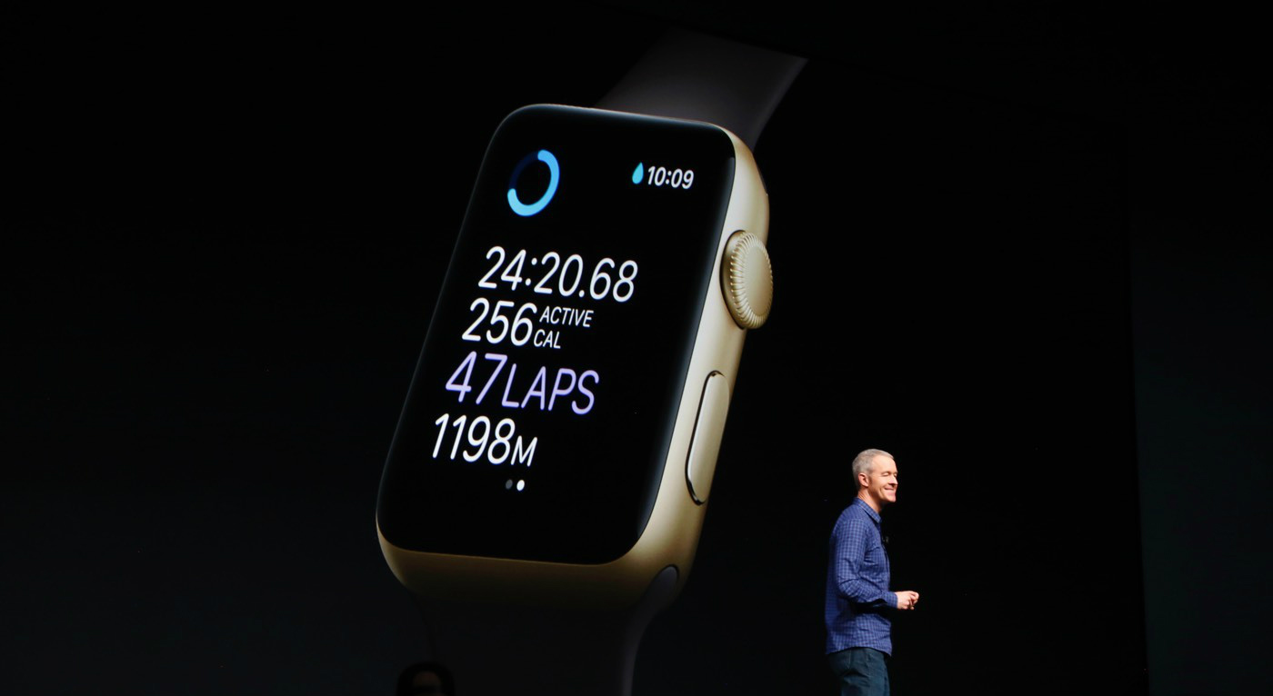 Conoce al Apple Watch 2