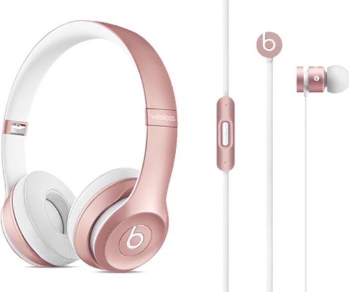 Beats-rosados