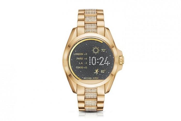 Línea Access smartwatch de Michael Kors