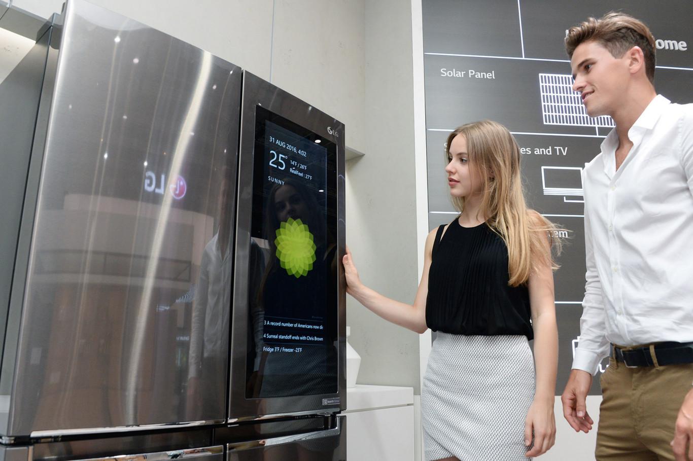 Un excelente refrigerador para tu cocina