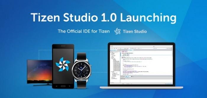 Lanzamiento Tizen Studio 1.0