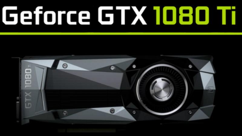 GTX 1080 Ti llegaría a finales de año
