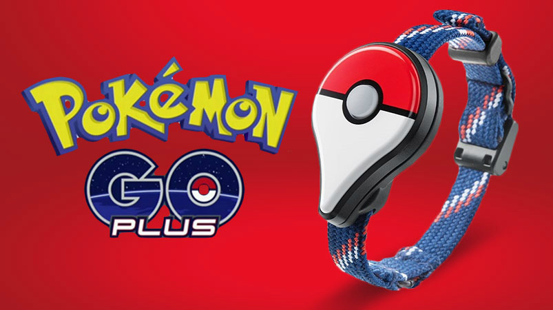 Pokémon Go Plus llega la próxima semana a varios países