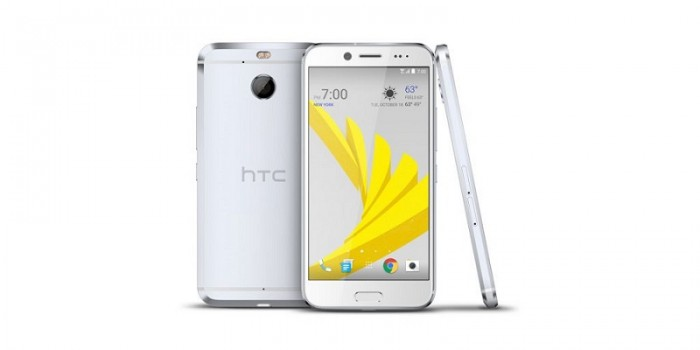 Render oficial HTC Bolt