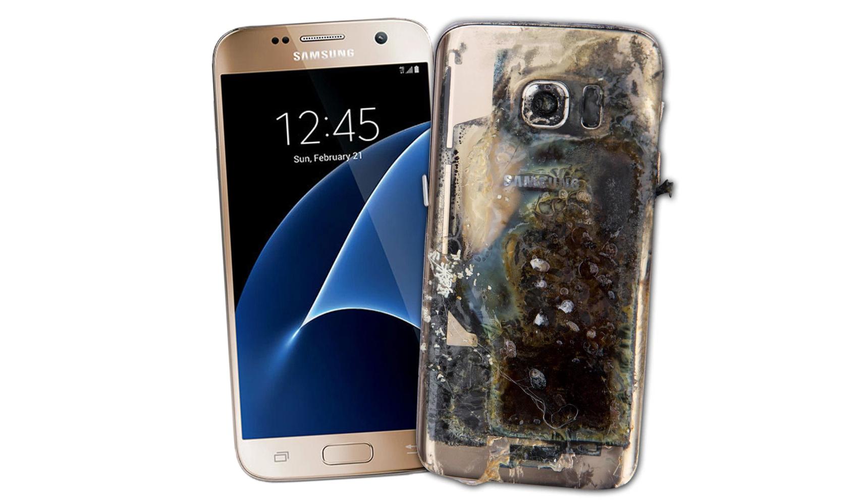 Samsung sigue sumando más casos a su historia