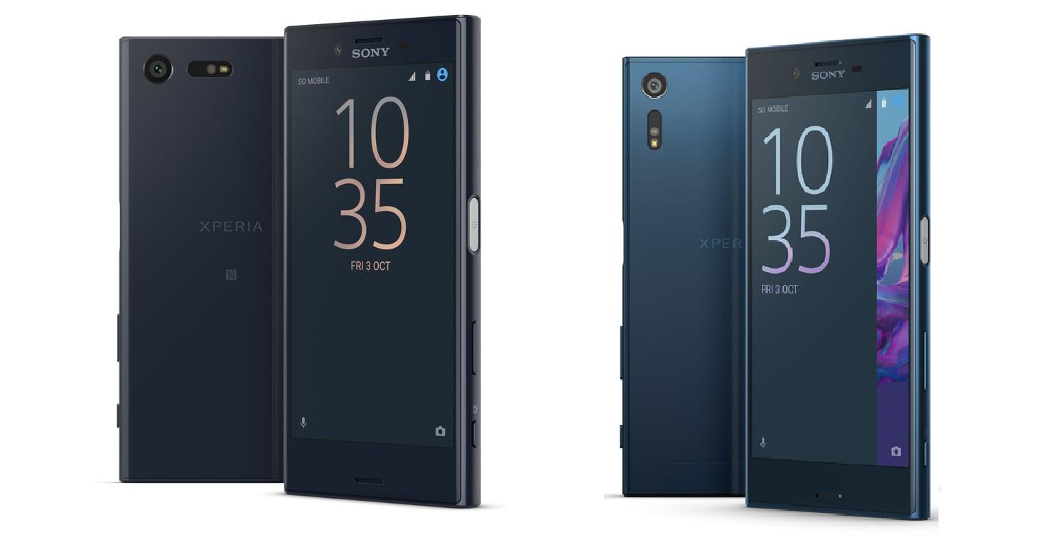 Xperia XZ y Xperia X Compact son lo nuevo de Sony