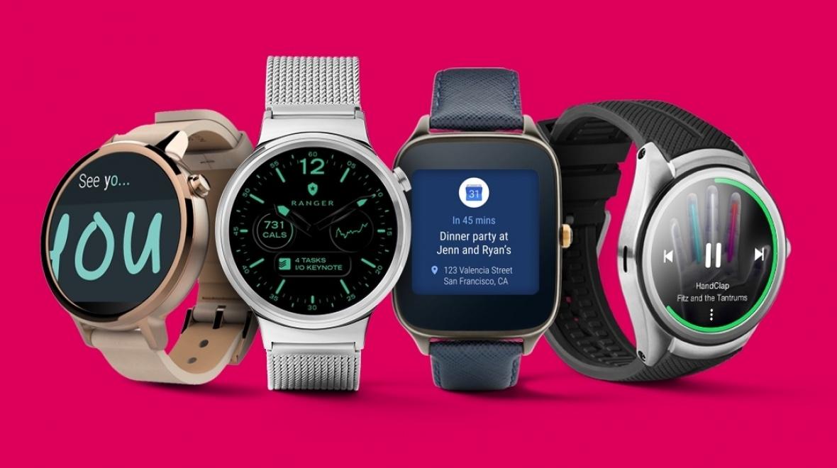 Android Wear 2.0 llegará muy tarde