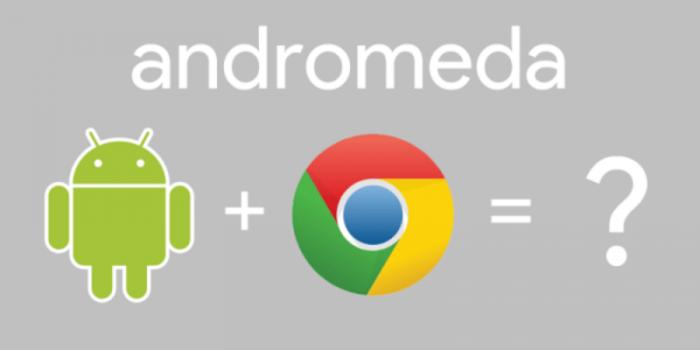 Andromeda OS sería presentado el 4 de octubre