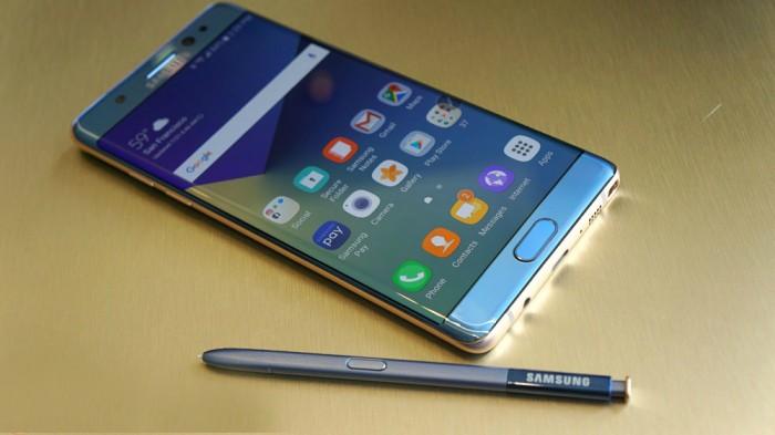 Te recomendamos cambiar tu Galaxy Note 7 ya mismo