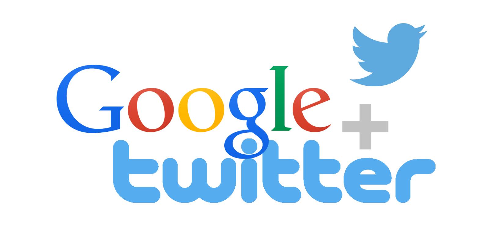 Google + Twitter podría convertirse en realidad