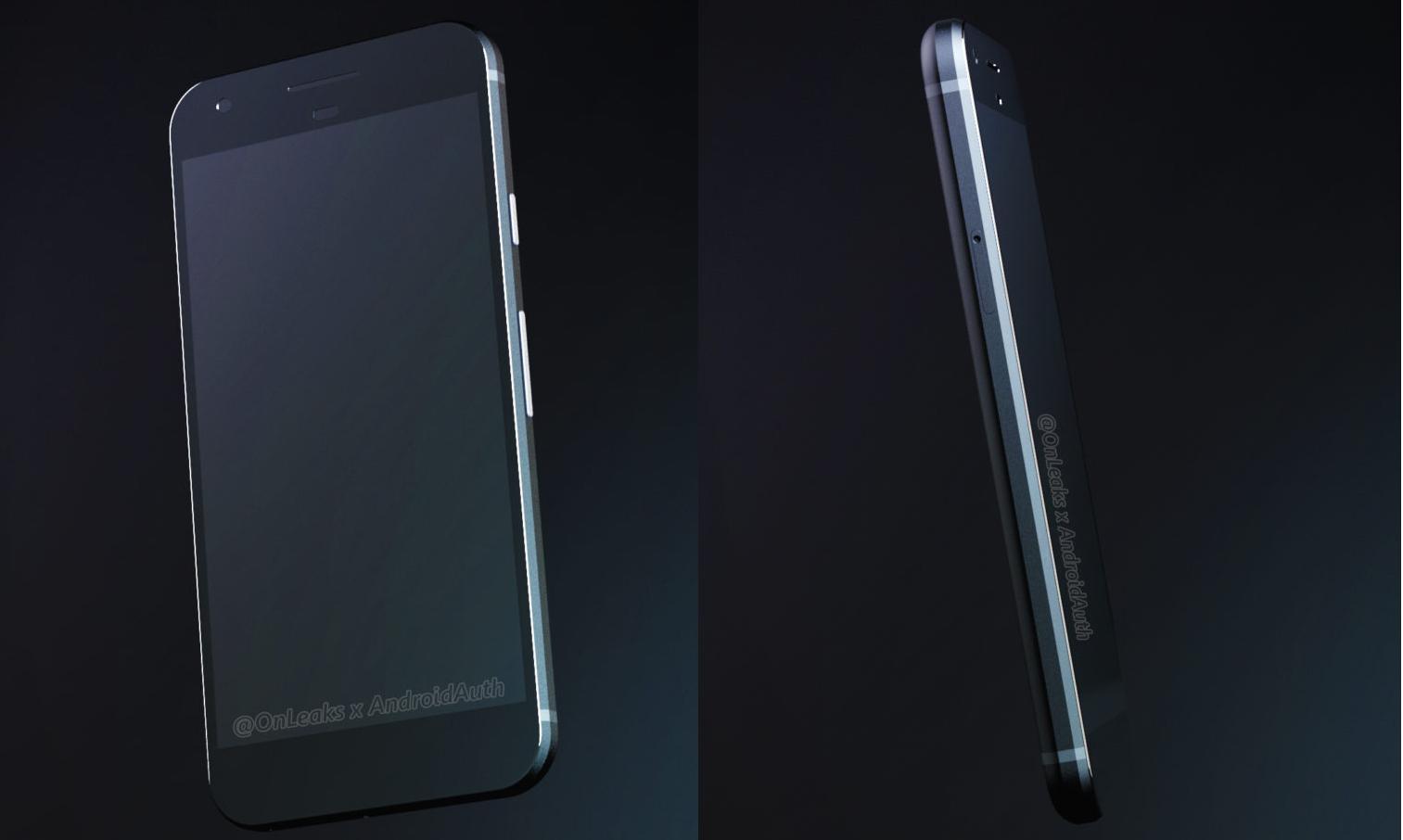 htc Nexus Sailfish render 2